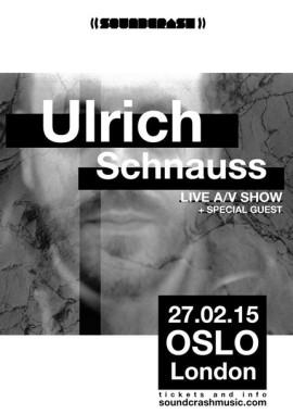 Ulrich Schnauss Live AV show