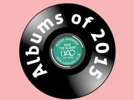 Save the album! Albums of 2015