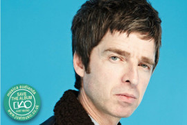 Save the album! Noel Gallagher on buying albums today