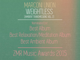 Weightless Nominated for ZMR Awards