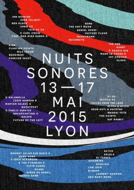 Live at Nuits Sonores 2015