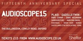 Marconi Union Live | Audioscope Festival