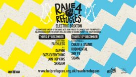 Jon Hopkins Live – Rave For Refugees