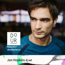 Jon Hopkins X Dour Festival