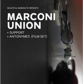 Marconi Union Live June 2019 | UK