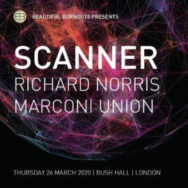 Marconi Union Live | 26 March | London